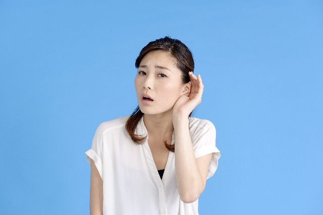 交通事故で耳の後遺障害のイメージ